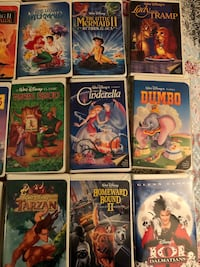 DISNEY VHS MOVIES  COLLECTIBLES Altamonte Springs, 32714