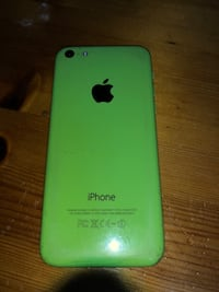 Lime Green iPhone 5C for parts 222 mi