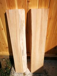 Two beautiful pieces of Maple ready to be made into a river table Maple Ridge, V2X 4B2