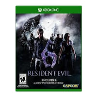 Resident Evil 6 Xbox One (Best Offer) Toronto, M2N 2A2