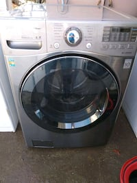 Used Lg Front Load Washer For Sale In Cleveland Letgo