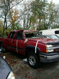 2004 Chevrolet Silverado 2500HD Jeffersonville