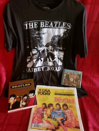 Collection of The Beatles