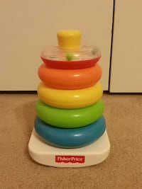 Fisher-Price Bright Starts Rock-A-Stock Woodbridge, 22192