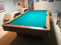 Pool table Germantown