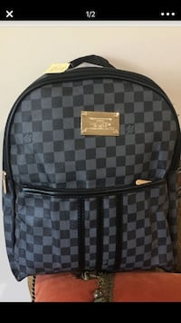 damier ebene Louis Vuitton backpack Sterling Heights, 48310