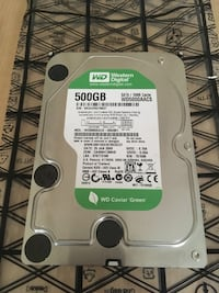 500GB Western Digital Hard Drive Falls Church, 22042