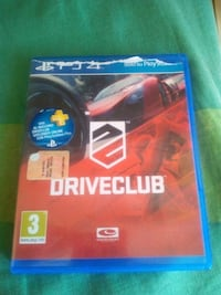 Sony PS4 Driveclub Roma, 00171