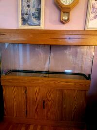 55' Fish tank with accessories included  Riverdale Park, 20737