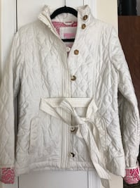 Women's size 6 Lilly Pulitzer Quilted jacket Gaithersburg, 20878
