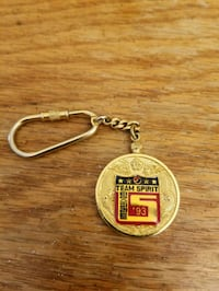 Korean team spirit pendant / keychain Woodbridge, 22192