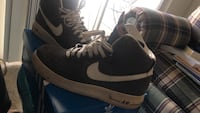 Nike Air Force 1 grey size 10.5 clean good condition  Annapolis, 21401