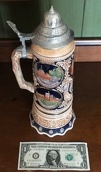 JUST IN TIME FOR FATHER'S DAY-O Mein Papa Musical German Stein