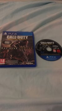 Disque de jeu Call of Duty Advanced Warfare Sony PS4 Toulon, 83000