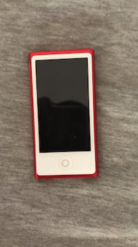 iPod Red 16gb Oslo, 0470