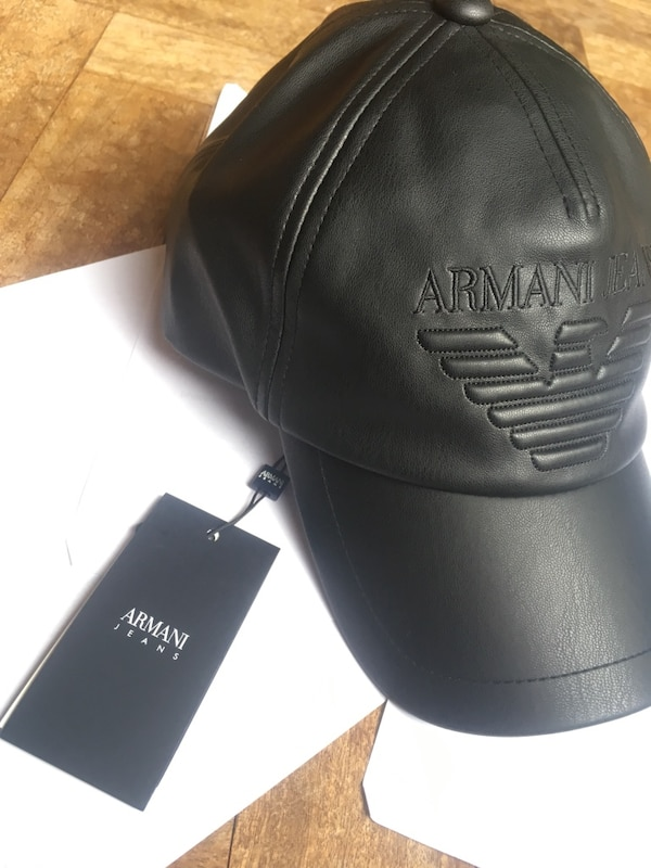 ff378b34306 Used Armani Jeans Hat Cap for sale in Barking - letgo