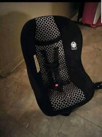 black and gray booster seat Mission, 78572