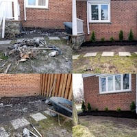 Spring clean up, landscaping, lawn maintenance Toronto