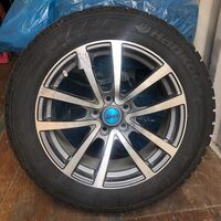 (4) Subaru Outback studded tires on rims-like new Anchorage, 99504