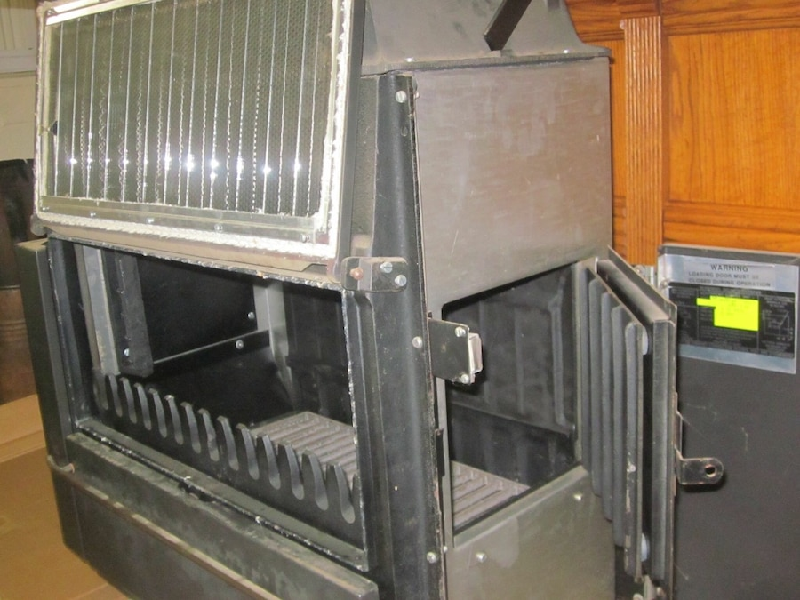 Used Never Used Belgium Made Stove! Efel Kamina Stove 0746605 In Montgomery