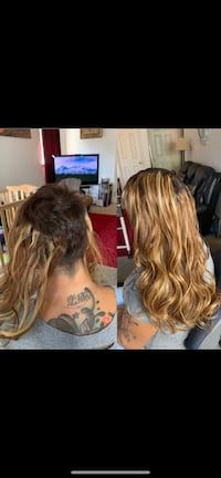 Hair Extensions $65 Blue Ridge Summit