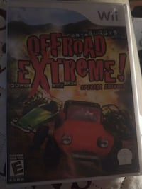 Off-road extreme for the wii Edmonton, T5Y 2H2