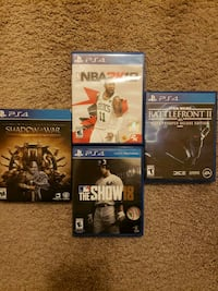 PS4 Games 57 km