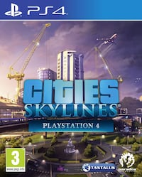 Looking for cities skylines for pS4  Calgary, T2A 3R1