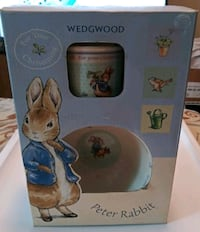 WEDGWOOD PETER RABBIT - 2 PIECE set Montgomery Village, 20886