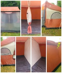 Deluxe 2-room camping tent Windsor, N9A 5J3