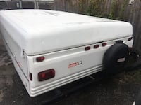1998 Coleman Pop up Camper 57 km