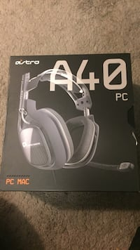 Astro A40 wired headset