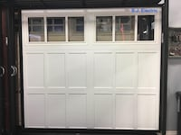 8x7 Foam Injected Garage Door Vaughan