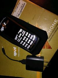 Global Satellite Phone by Globalstar.