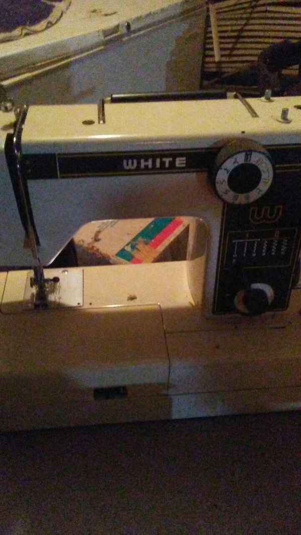 Used Heavy Duty Sewing Machine For Sale In Peru Letgo Classy White Heavy Duty Sewing Machine