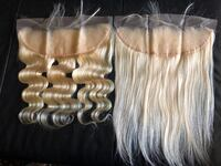 Blonde Transparent Lace Frontals Burnaby, V5H