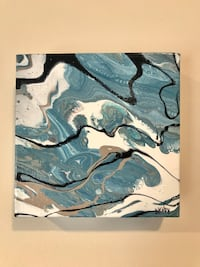 """NEW Painting on 6""""x6"""" deep canvas  Delta, V4E 2Y2"""