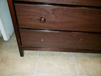 brown wooden 2-drawer chest Fernandina Beach, 32034