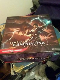 Dungeons and dragons tenple of elemental evil Reno, 89502