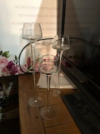 12 Long Stem Candle Holders Mississauga, L5R