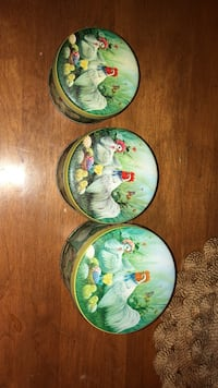 Chicken Tin Cans ( Stackable ) Coatesville, 19365