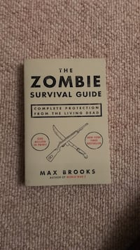 The Zombie Survival Guide by Max Brooks book