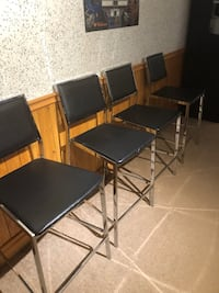 4 Counter Height Chairs 24 inches  Whitby, L1N 6Y8