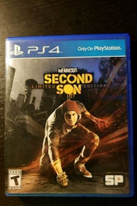 Infamous Second Son Hacienda Heights, 91745
