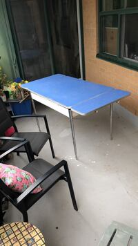 white and blue wooden table Richmond Hill, L4C 9Y9