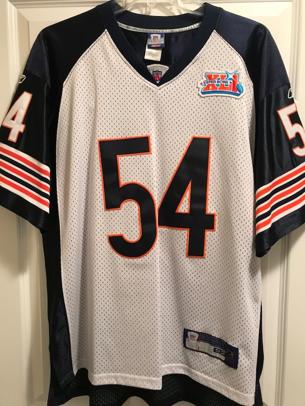 best cheap a0716 ae0eb Chicago Bears Authentic Urlacher Jersey