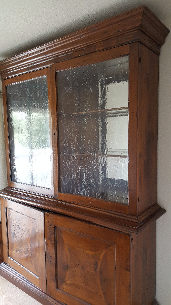 Two Piece Cabinet