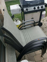 Set of 4 Patio Chairs Guelph