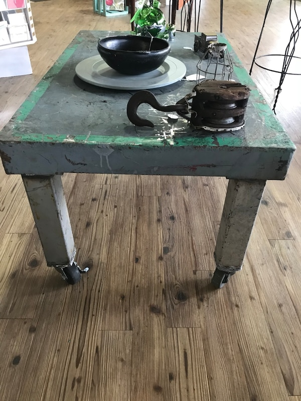 Industrial style coffee table!! fc84d967-1c95-44d2-bd06-eb78aa2ec499