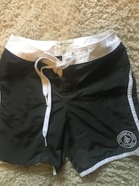 black and white Adidas shorts Brantford, N3R 4Z7